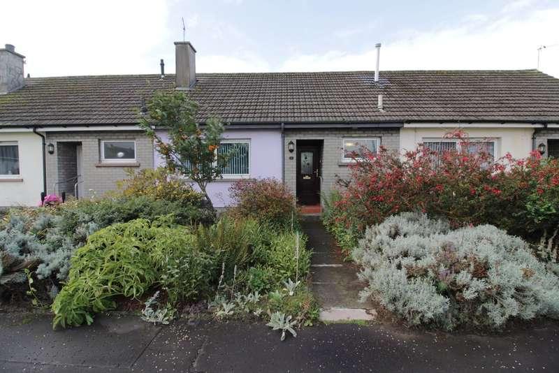1 Bedroom Terraced Bungalow for sale in Fernbank, (Prestwick Toll), Prestwick, KA9