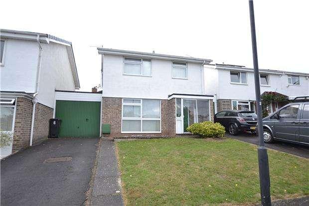 4 Bedrooms Link Detached House for sale in Greenside Close, BRISTOL, BS10 7PT