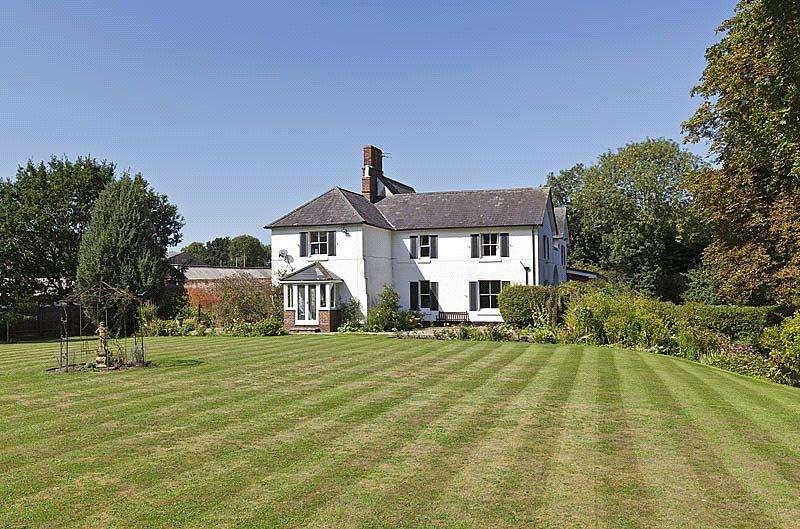 5 Bedrooms Land Commercial for sale in Bucks Green, Bedingfield, Eye, Suffolk
