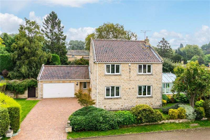 4 Bedrooms Detached House for sale in Fine Garth Close, Bramham, Wetherby, West Yorkshire