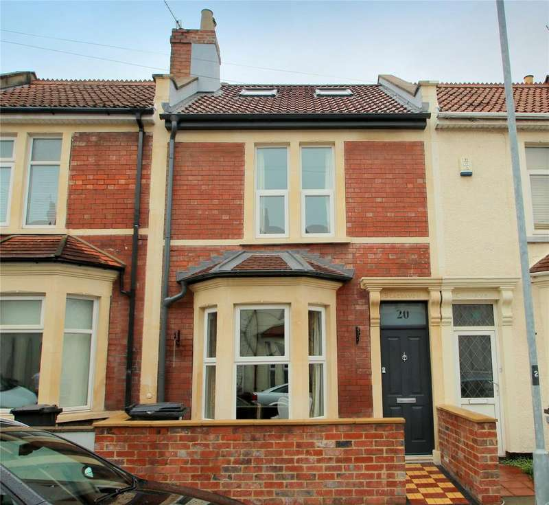 3 Bedrooms Terraced House for sale in Ruby Street, Bedminster, BRISTOL, BS3