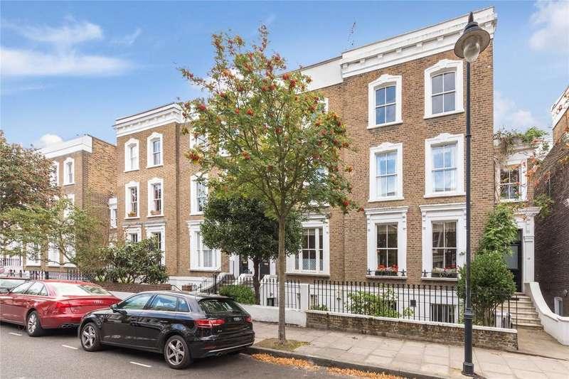 4 Bedrooms End Of Terrace House for sale in Oakley Road, De Beauvoir, Islington, London