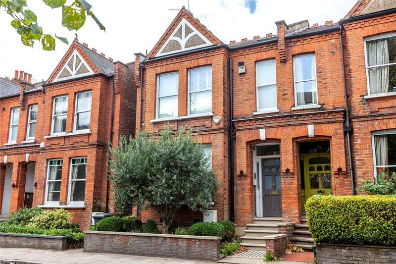 4 Bedrooms House for sale in Southwood Lane, London, N6