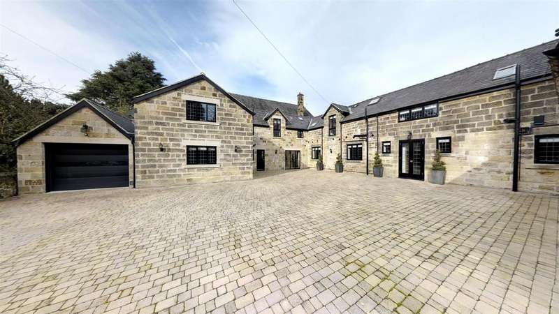 5 Bedrooms House for sale in Highstairs Lane, Stretton, Alfreton, DE55 6FD