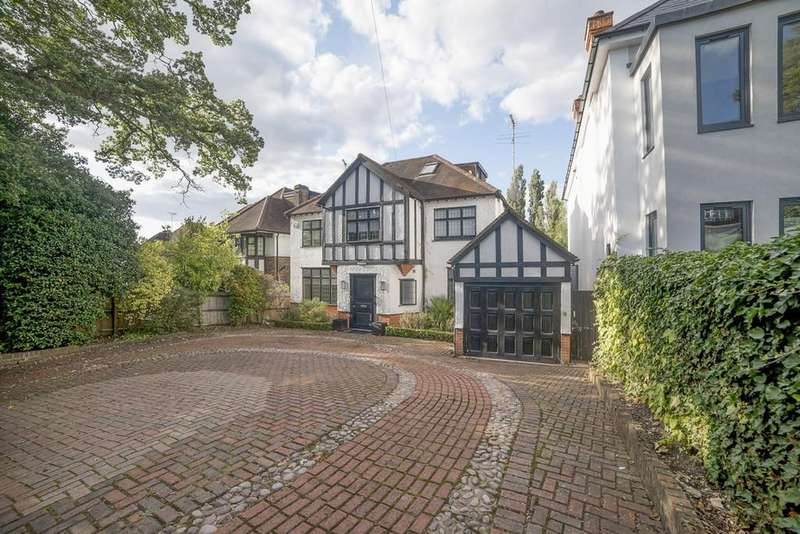 6 Bedrooms Detached House for sale in Marsh Lane, Mill Hill NW7