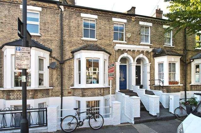 4 Bedrooms Terraced House for sale in Greenside Road, Shepherds Bush, London
