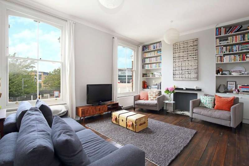 3 Bedrooms Apartment Flat for sale in Drayton Park, N5 1ND