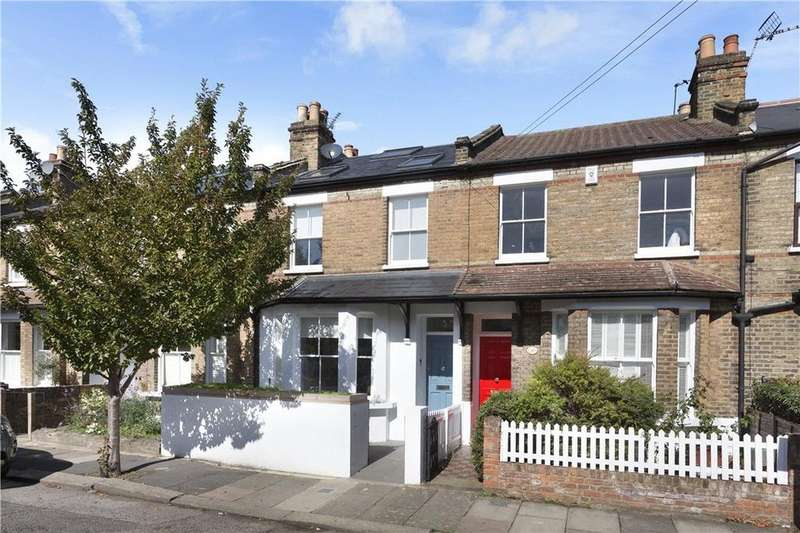 4 Bedrooms Terraced House for sale in Binns Road, Chiswick, London, W4