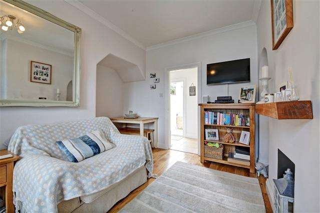 2 Bedrooms End Of Terrace House for sale in Derinton Road, Tooting, Tooting