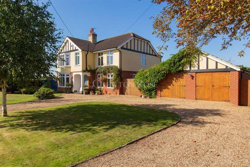5 Bedrooms Detached House for sale in Elmstead