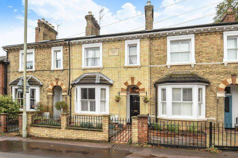 4 Bedrooms Terraced House for sale in Dunstable Street, Ampthill