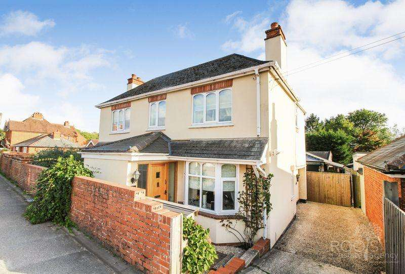 4 Bedrooms Detached House for sale in Shaw, Newbury