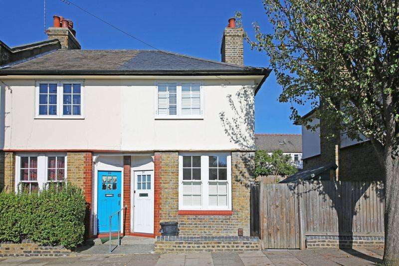 2 Bedrooms End Of Terrace House for sale in Derinton Road, London