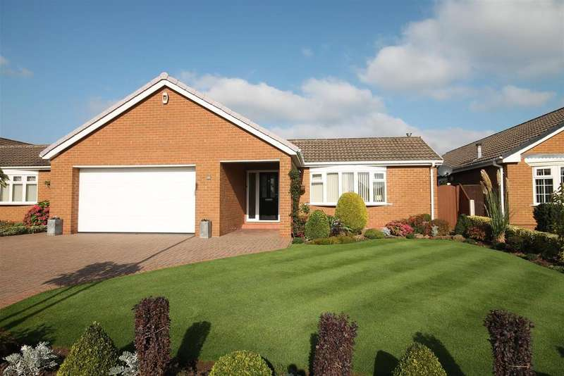 3 Bedrooms Detached Bungalow for sale in Boston Drive, Marton-In-Cleveland, Middlesbrough