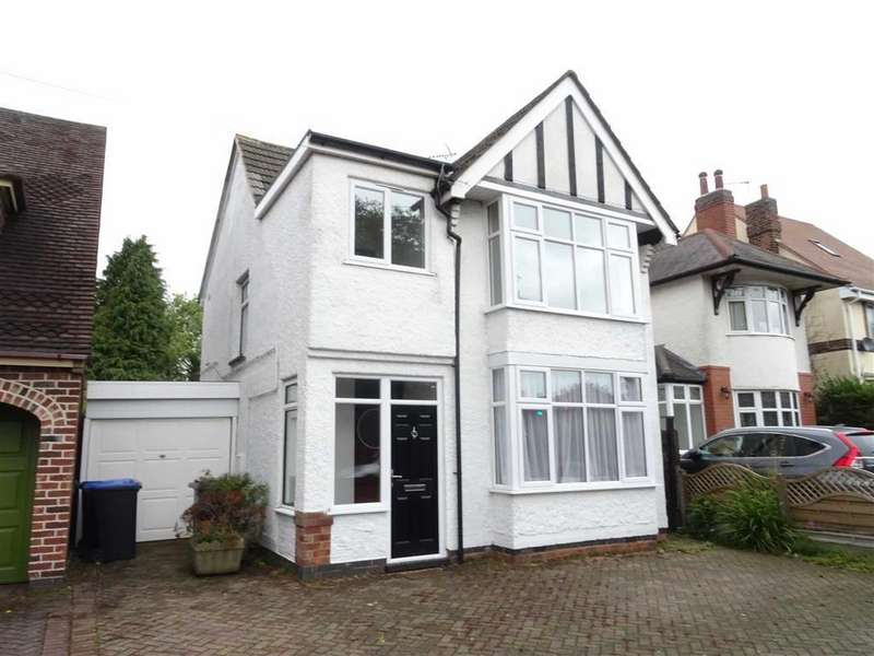 3 Bedrooms Detached House for sale in Hinckley Road, Earl Shilton