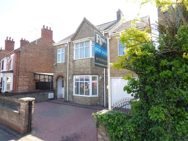 7 Bedrooms Detached House for sale in London Road, Fletton, Peterborough