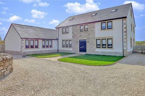 7 Bedrooms Detached House for sale in Glen Avon Mews, Larkhall, South Lanarkshire