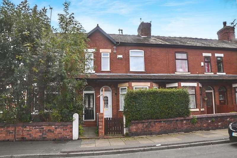 2 Bedrooms Terraced House for sale in Doveleys Road, Salford, M6