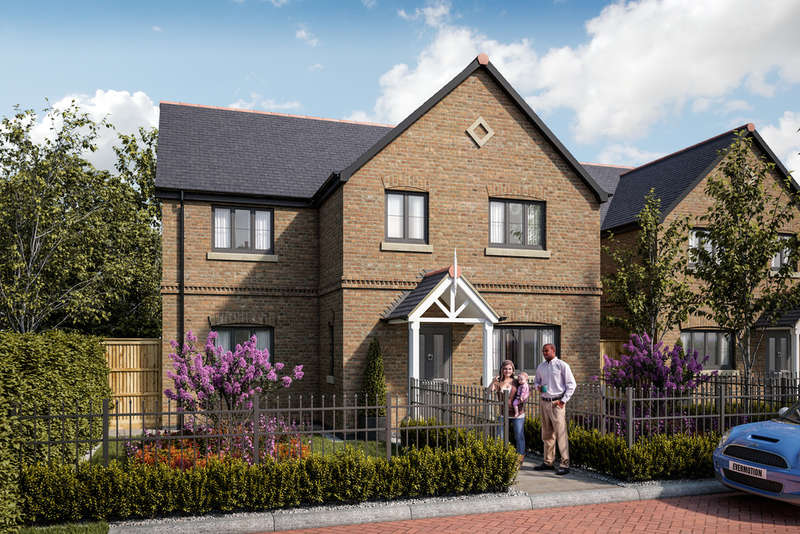 4 Bedrooms Detached House for sale in Coppice Road, Winterley, Sandbach