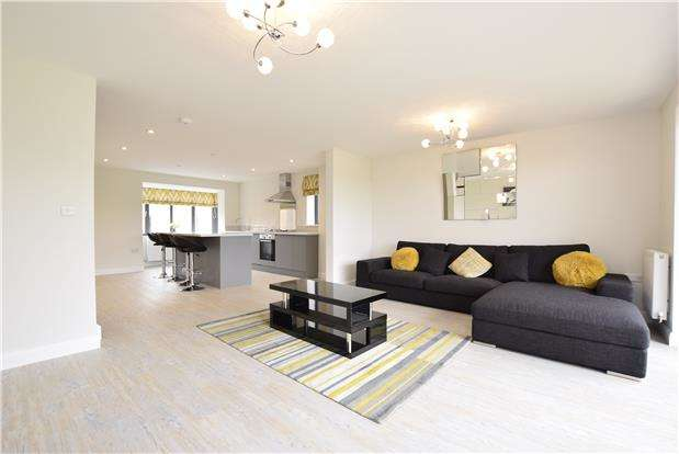 3 Bedrooms Semi Detached House for sale in Plot 3 - Bridge View, Dundry, Bristol, BS41 8JW