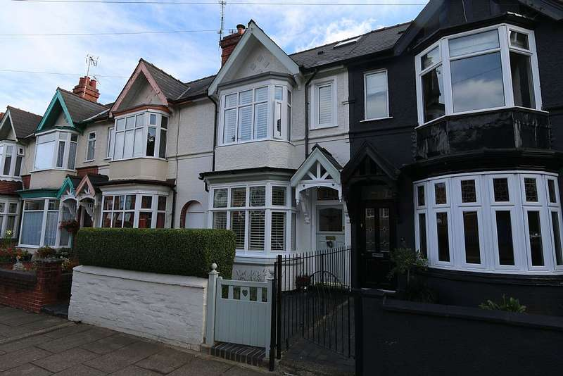 4 Bedrooms Terraced House for sale in Barclay Road, Bearwood, West Midlands, B67 5LA