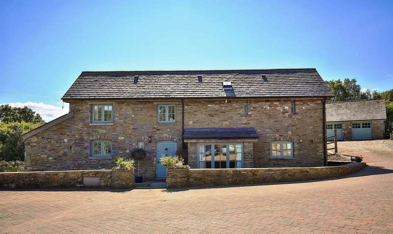 3 Bedrooms Barn Conversion Character Property for sale in Sunnyview, Argoed, Blackwood