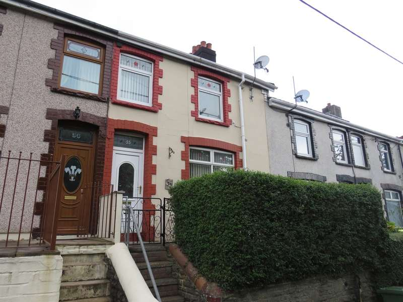 3 Bedrooms Terraced House for sale in Fothergills Road, New Tredegar