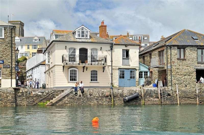5 Bedrooms Semi Detached House for sale in Union Street, Salcombe, Devon, TQ8