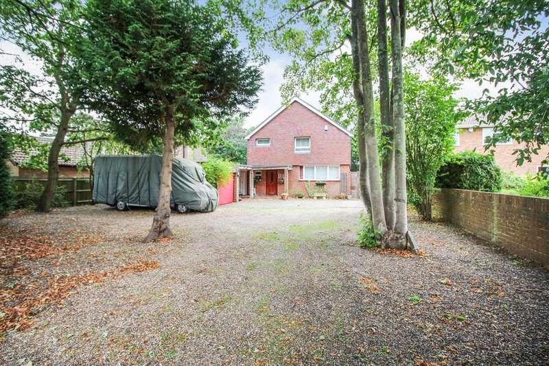 4 Bedrooms Detached House for sale in Locks Heath Park Road, Locks Heath