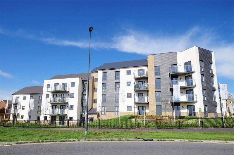 1 Bedroom Retirement Property for sale in Charlton Boulevard, Charlton Hayes, Bristol