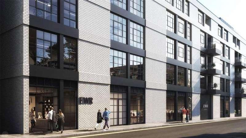 1 Bedroom Flat for sale in Eagle Wharf Road, London, N1