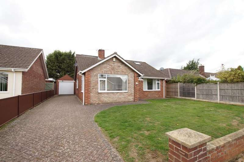 4 Bedrooms Detached House for sale in Lotus Close, Waddington, Lincoln