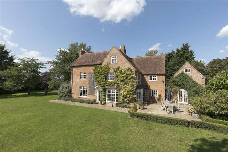 6 Bedrooms Detached House for sale in Hampton Lucy, Warwick, CV35