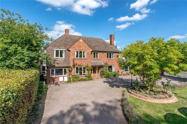 5 Bedrooms Detached House for sale in Long Road, Cambridge