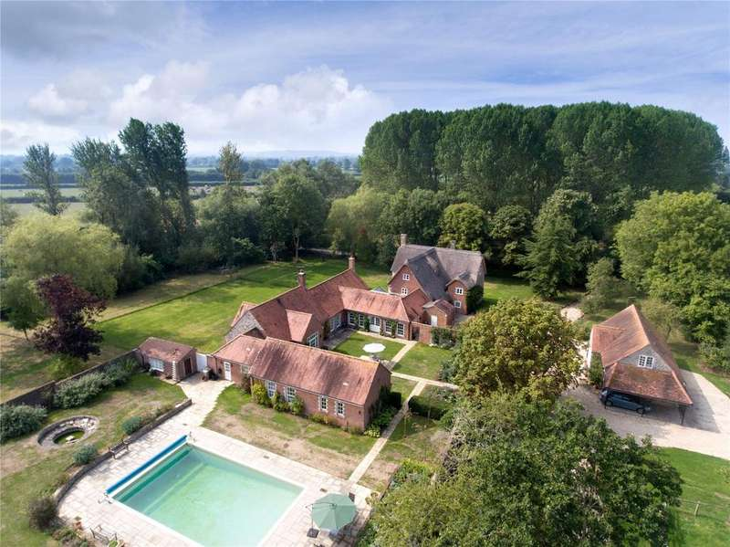 8 Bedrooms Detached House for sale in East Orchard, Shaftesbury, Dorset, SP7