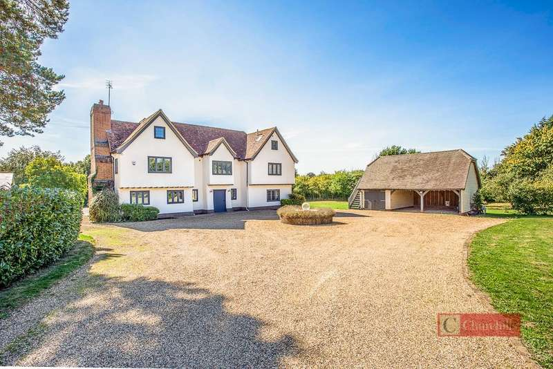 6 Bedrooms House for sale in Church End, Albury, Ware
