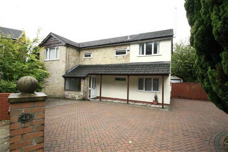 4 Bedrooms Detached House for sale in 44, Linnett Hill, Rochdale, OL11