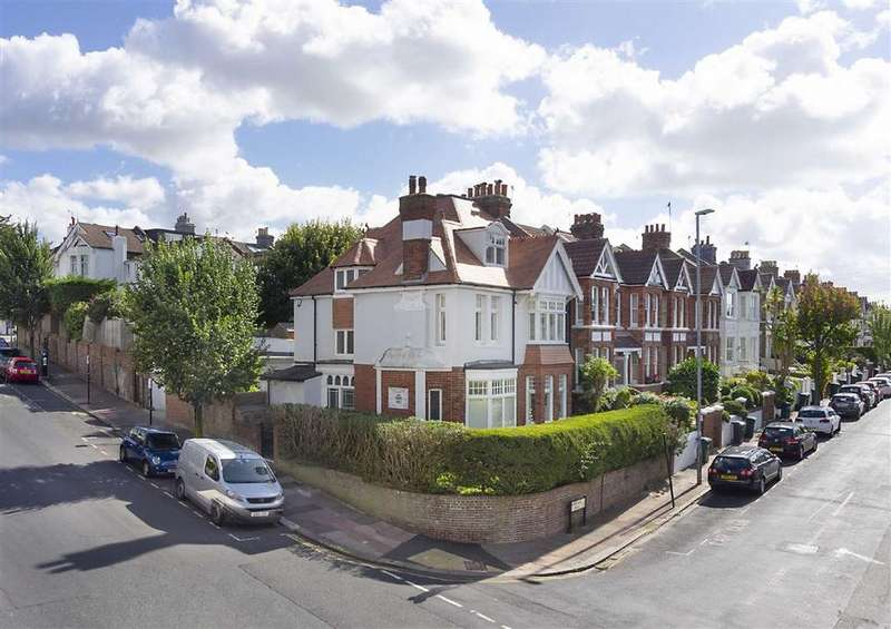5 Bedrooms End Of Terrace House for sale in Preston Drove, Brighton