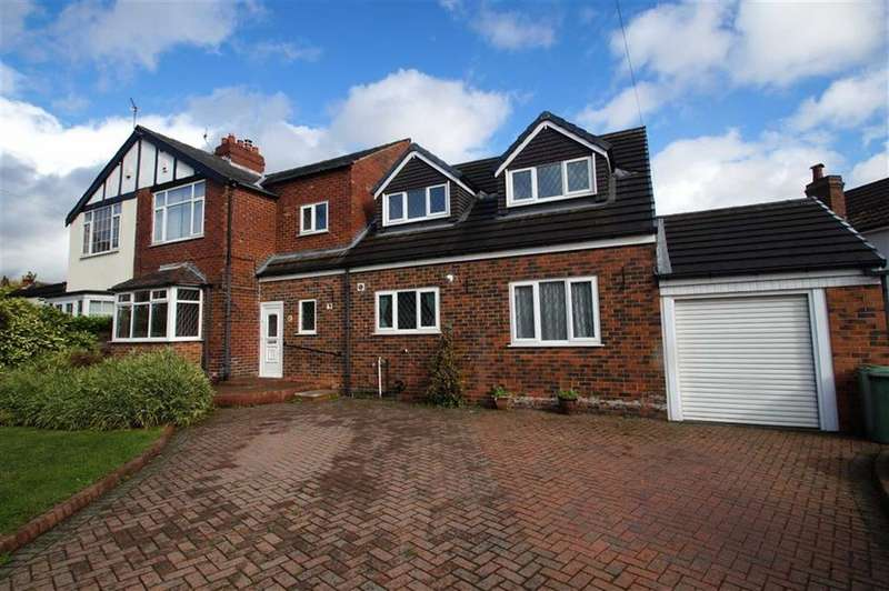 5 Bedrooms Semi Detached House for sale in Grove Road, Leeds