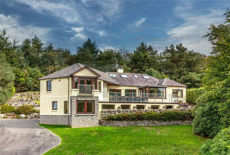 5 Bedrooms Detached House for sale in Amblesyde, Merse Way, Kippford, Dumfries and Galloway, DG5