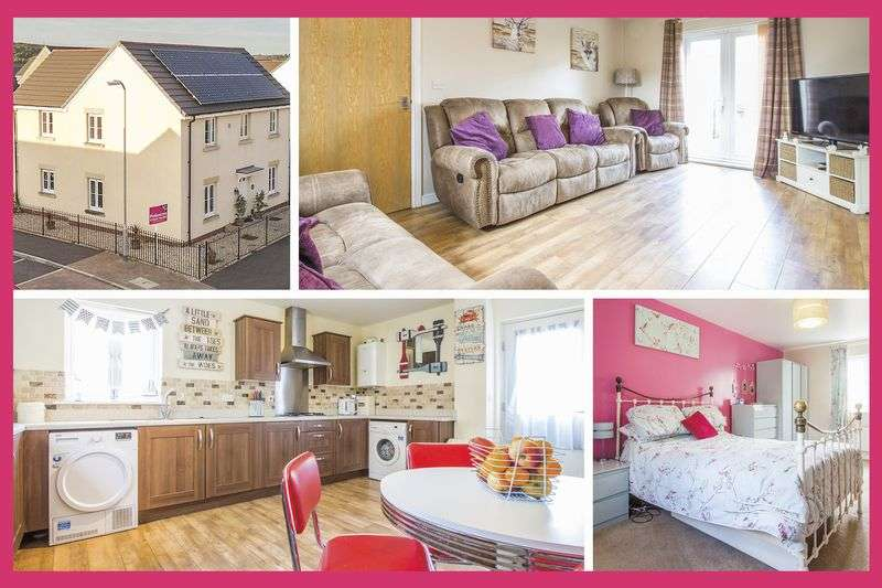 4 Bedrooms Property for sale in Brinell Square, Newport