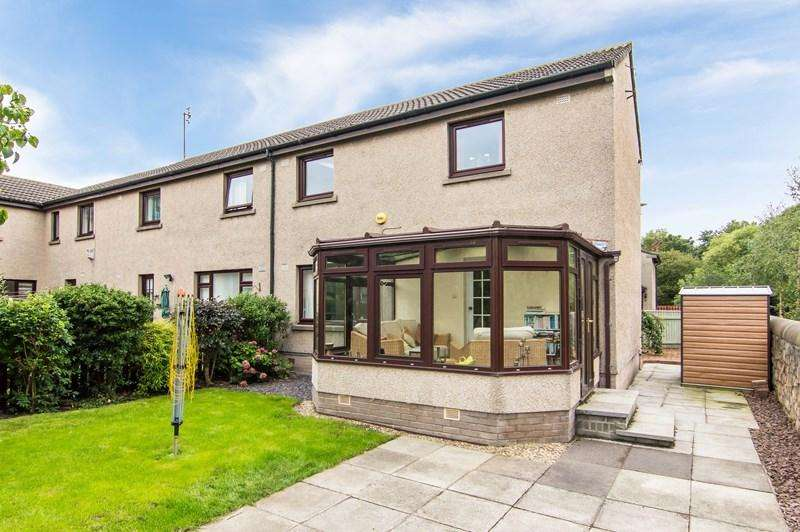 3 Bedrooms Property for sale in 20 Whitingford, Bonnington, Edinburgh, EH6 5TB
