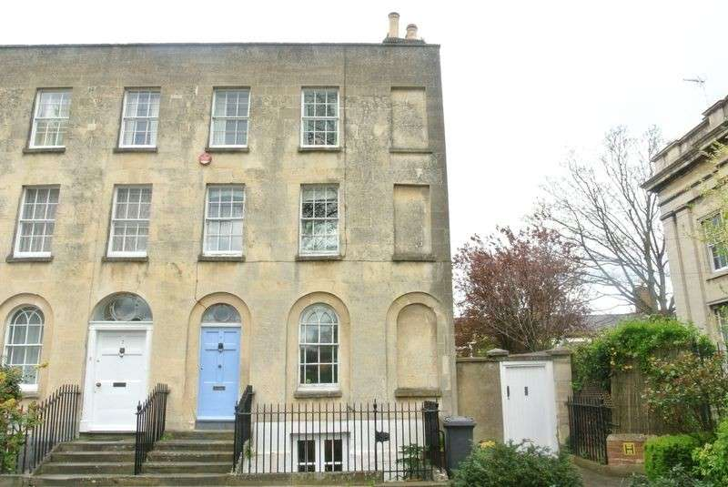 4 Bedrooms Terraced House for sale in Wellington Parade, Gloucester