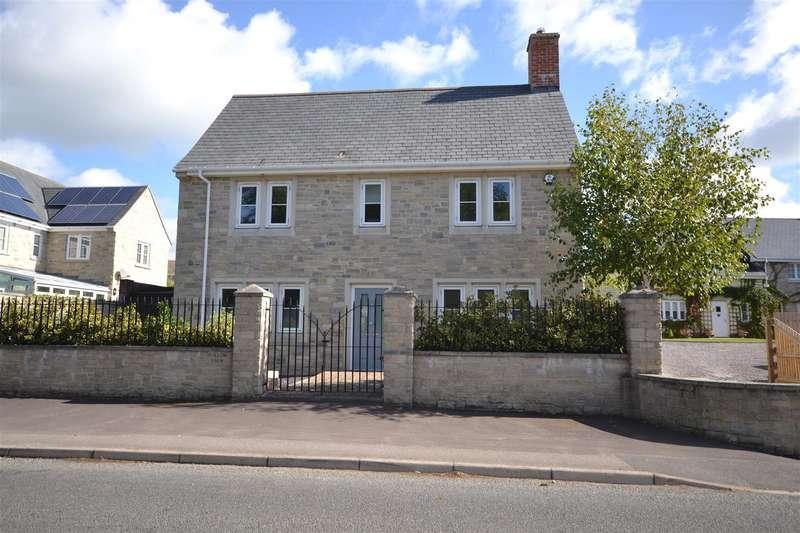 4 Bedrooms Detached House for sale in Bramdon Lane, Portesham, Weymouth