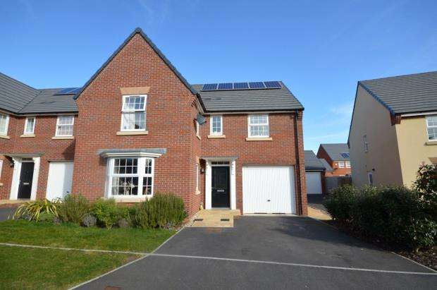 4 Bedrooms Detached House for sale in Huntsham Road, Rougemont Park, Exeter, Devon