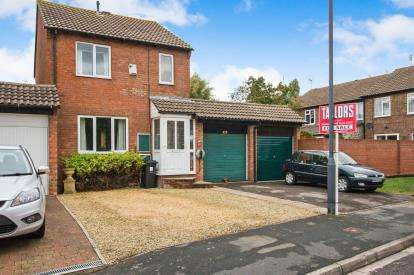 3 Bedrooms Link Detached House for sale in Buckingham Drive, Stoke Gifford, Bristol, Gloucestershire
