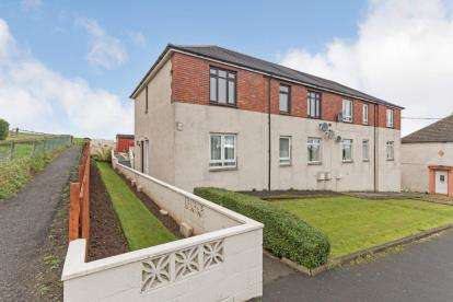 3 Bedrooms Flat for sale in Broom Crescent, Ochiltree