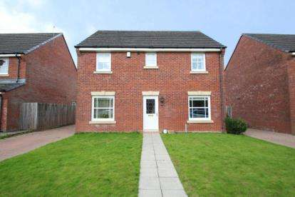 4 Bedrooms Detached House for sale in Parkdale Way, Parklands Meadow