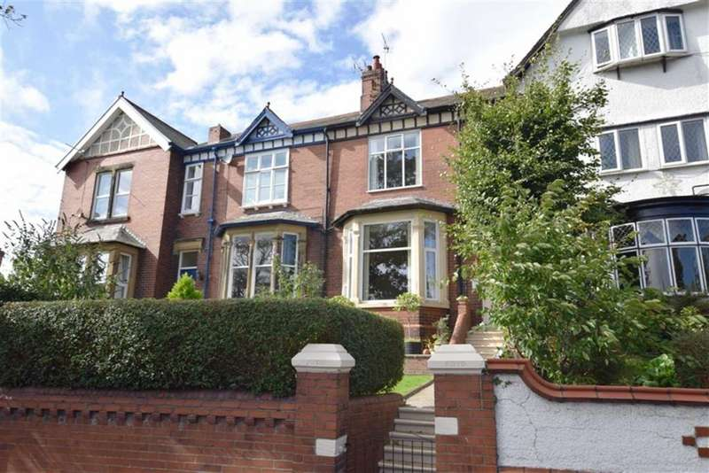 4 Bedrooms Semi Detached House for sale in Abbey Road, Barrow-in-Furness, Cumbria