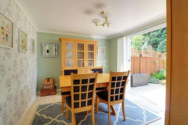 4 Bedrooms End Of Terrace House for sale in Ralphs Ride, Bracknell
